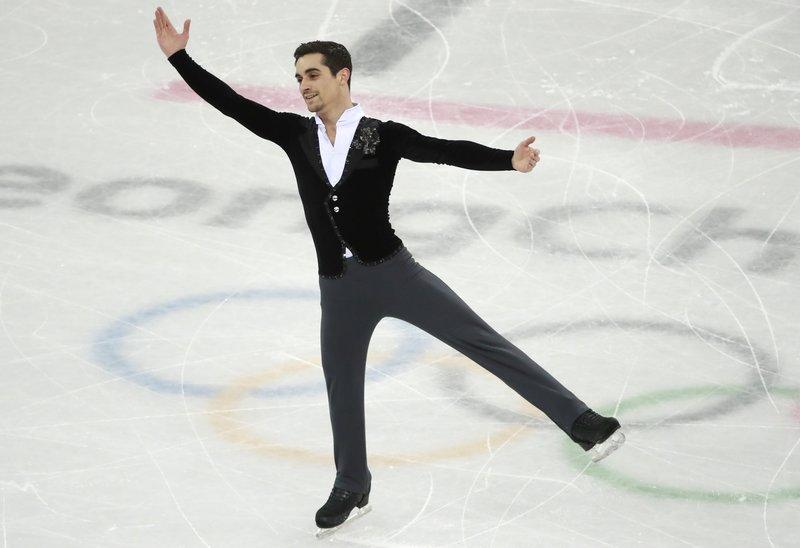 Javi Fernández, con muchas opciones de ganar medalla en los Juegos Olímpicos - FOTO: EFE