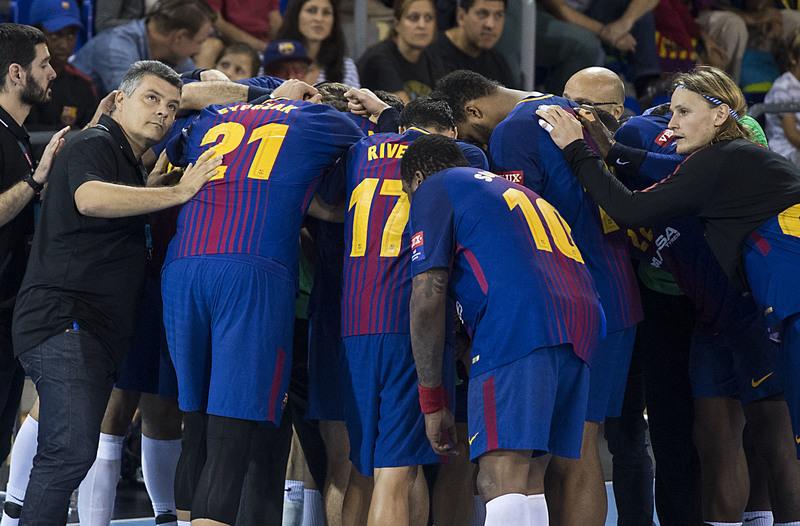 El Barça necesita la victoria en el Palau