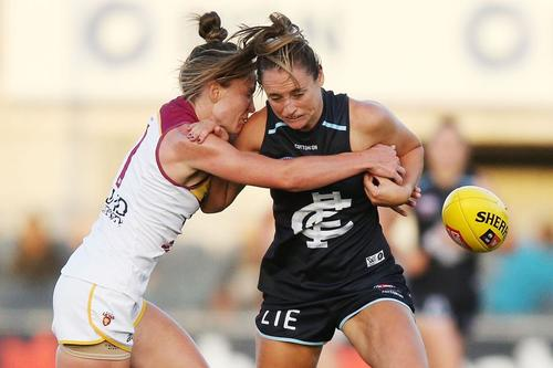 Live AFLW: Round 3 Saturday action | Page 4