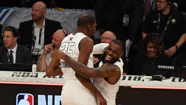 2018 NBA All-Star Game  The new format worked 9657ef0b4
