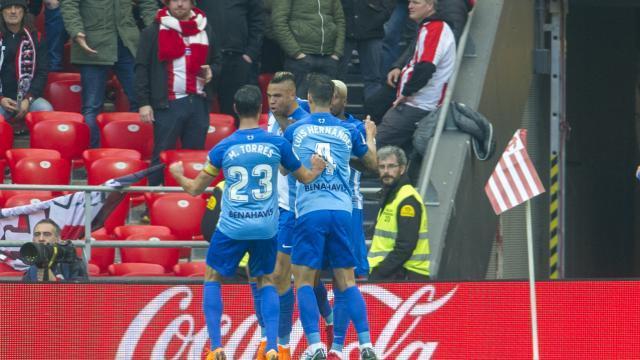La alegría le duró poco al Málaga |LFP