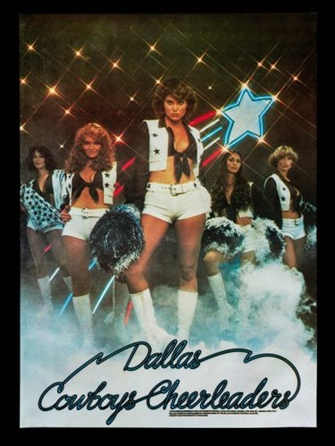 1a0d06bb3 1977 Dallas Cowboys Cheerleaders poster