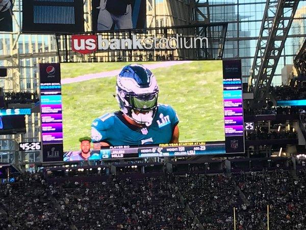 Super Bowl LII live blog  New England Patriots vs. Philadelphia Eagles 526cc187f