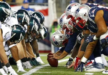 Super Bowl 52 Football