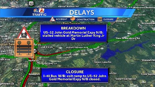 WXII Traffic Report   Page 126