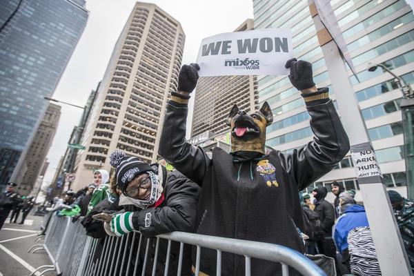 Eagles parade  Recapping Philadelphia s Super Bowl celebration e49689b83