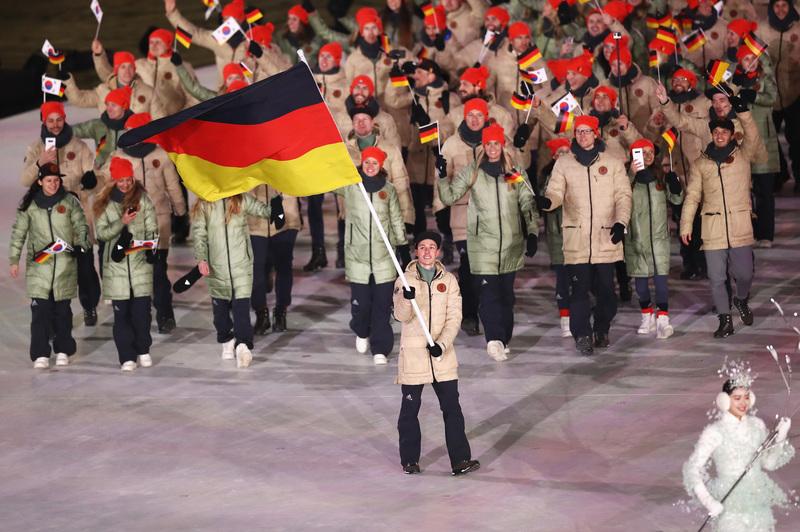 Alemania, liderada por Eric Frenzel, una de las grandes delegaciones de estos Juegos (Getty)
