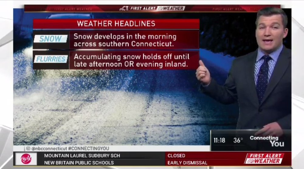 Live Updates: March Nor'Easter No  4
