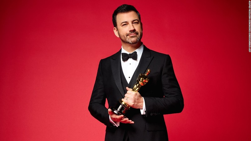 Jimmy Kimmel, presentador de la gala de los Premios Oscar 2018