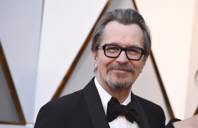 Oldman, ganador del Oscar a mejor actor