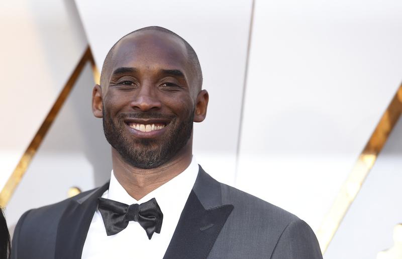 Kobe Bryant, leyenda de Los Angeles Lakers y ganador del Oscar por 'Dear Basketball' (EFE)