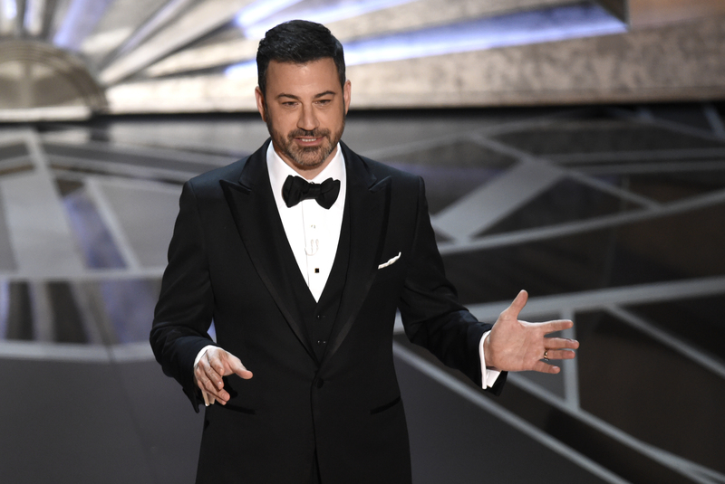 Jimmy Kimmel, presentador de la gala de los Oscars (GTRES)