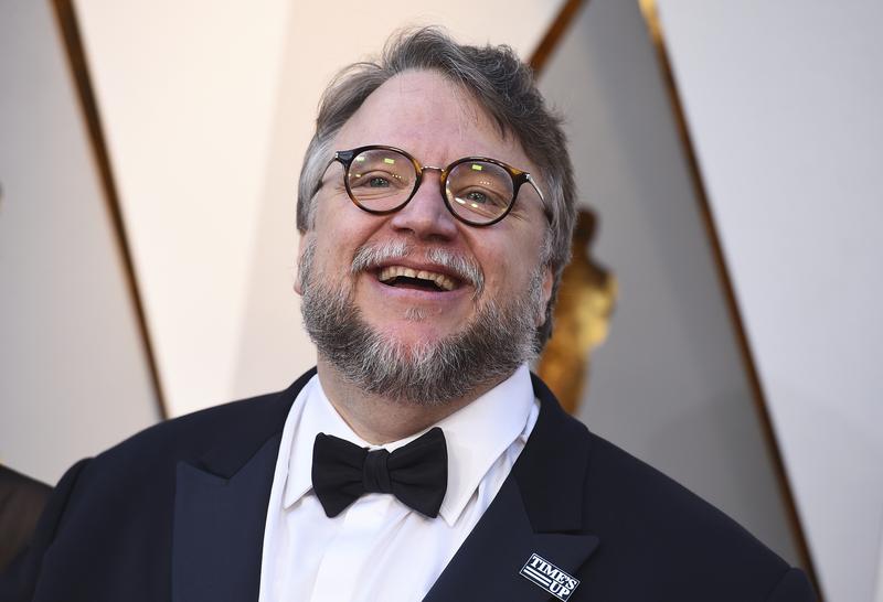 Guillermo del Toro, director de La forma del agua (EFE)