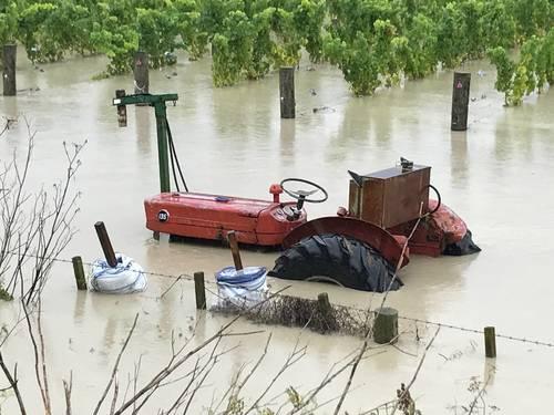 Hawke's Bay deluge floods region