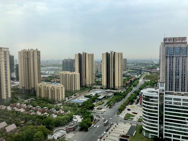 Buongiorno Shanghai!
