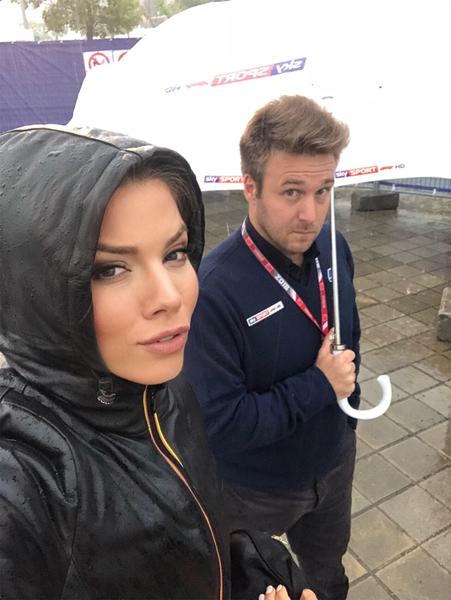 Ci mancava solo la pioggia 😩 #tbfriday