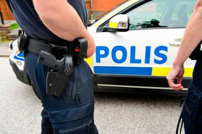 Polisen misstanks for tjanstefel