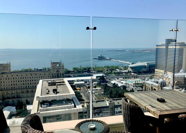 Buongiorno Baku ☀️