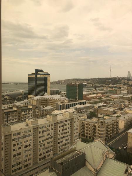 Buongiorno Baku 🇦🇿