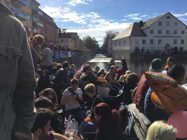 Har du nån härlig sista april bild? Maila den gärna till uppsala@svt.se och dela med dig av din vårkänsla!