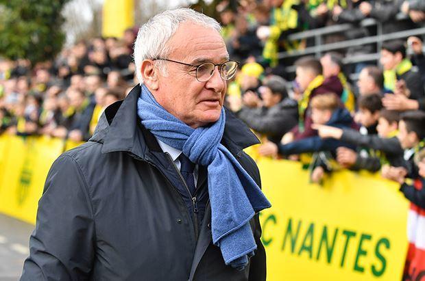 Ranieri entrena actualmente al Nantes
