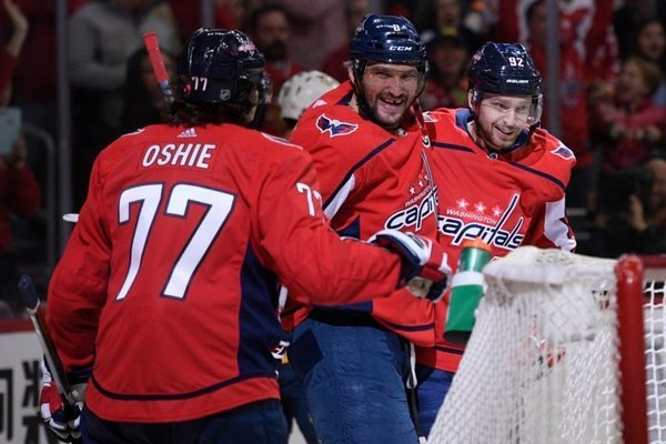 Capitals to face Columbus Blue Jackets in First Round of Stanley Cup  Playoffs 6467eca2e