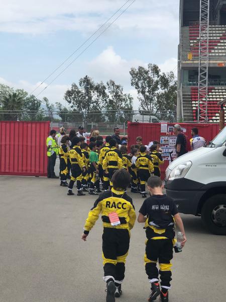 I bimbi della scuola di kart di Fernando Alonso👌🏼