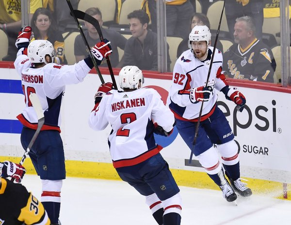 CAPS TODAY  The Capitals  five road wins this postseason leads the playoffs.  …talstoday.monumentalsportsnetwork.com 2018 05 10 cap… ... 5af4ff14e