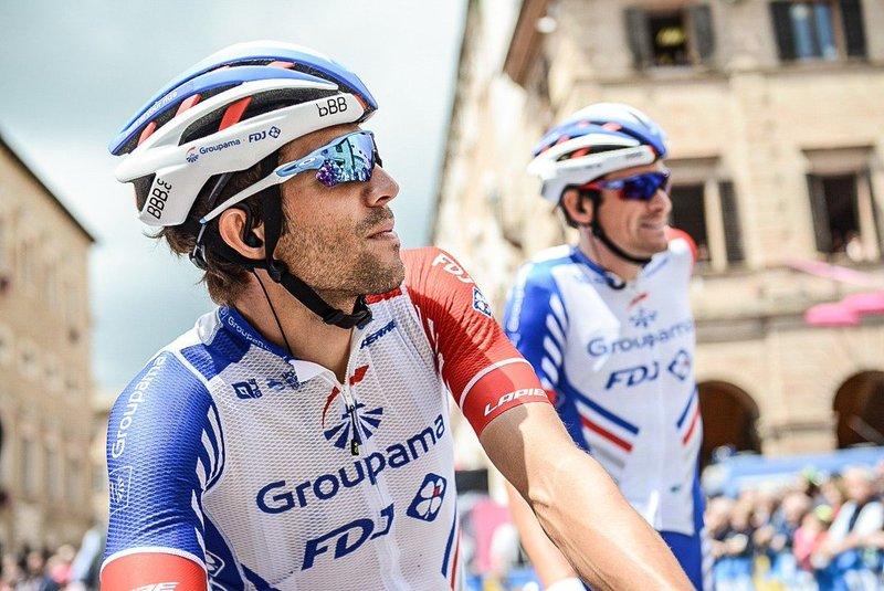 THIBAUT PINOT (Groupama-FDJ) es uno de los grandes favoritos para subir al podio final de Roma. ¿Lo hará como ganador?