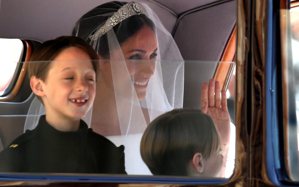 Matrimonio Harry E Meghan Dopo La Cerimonia I