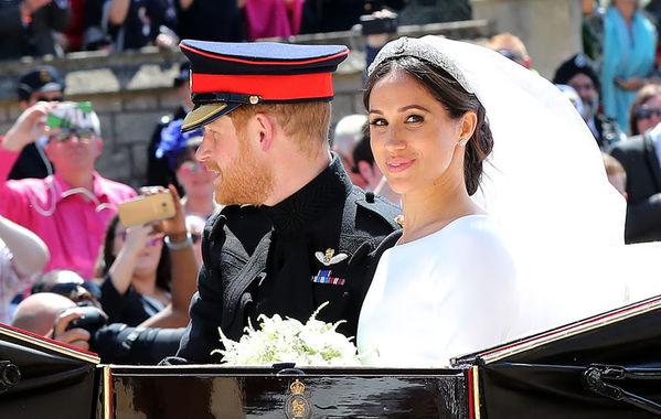 Matrimonio Harry e Meghan, dopo la cerimonia i festeggiamenti   Sky TG24