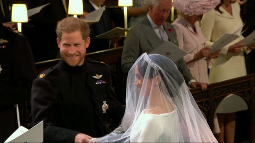 3060a8d22fa The Royal Wedding  Watch Harry and Meghan wed in Windsor - CBC News