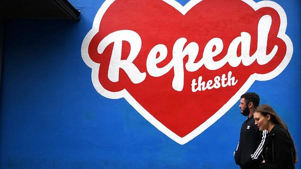 ab531dc7d47 Catholic tradition vs. liberal values  Ireland vote might legalize abortion