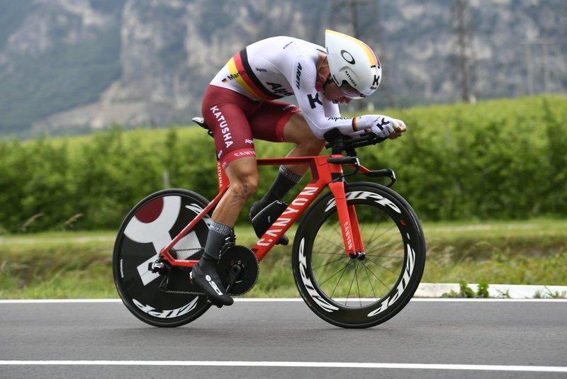 TONY MARTIN (Katusha) es el líder provisional de la 16ª etapa del Giro de Italia
