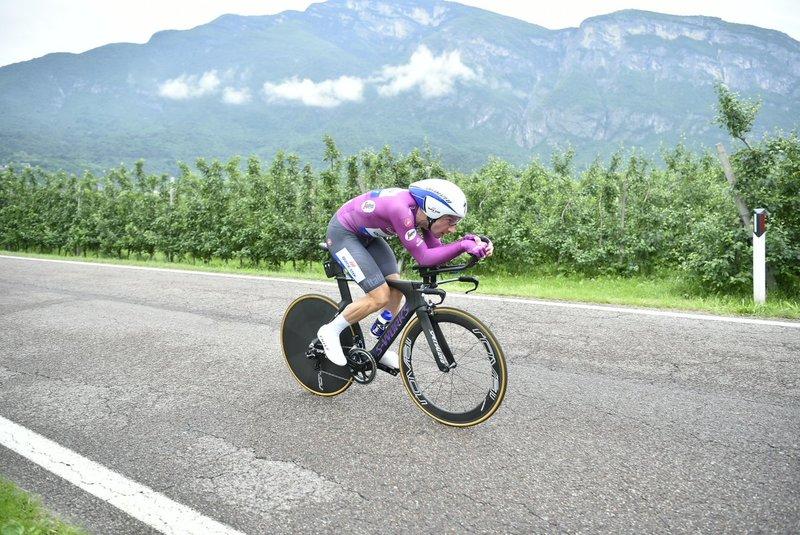 ELIA VIVIANI (Quick Step) tendrá mañana la oportunidad de conseguir su 4ª victoria de etapa en este Giro de Italia