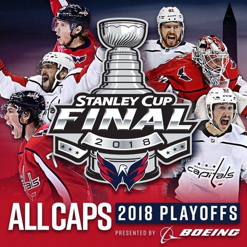 2018 NHL Playoffs  Tampa Bay Lightning vs. Washington Capitals Game ... 15a2bd6a7