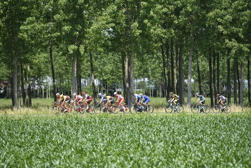 Los escapados tienen una gran oportunidad para conseguir un triunfo de etapa hoy en el Giro de Italia