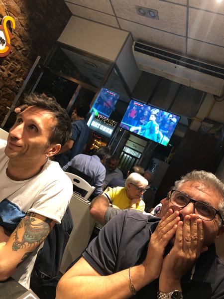 Coppa Italia a Barcellona  ⚽️ 🇮🇹