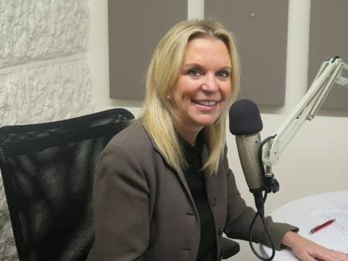 State Sen. Karin Housley, R-St. Marys Point