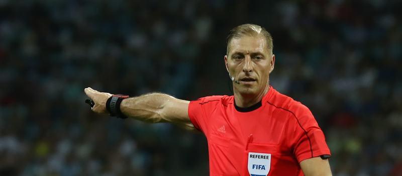 El argentino Néstor Pitana será el encargado de arbitrar el partido inaugural