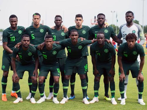 57bb42b1e Nigeria World Cup squad guide  Full fixtures
