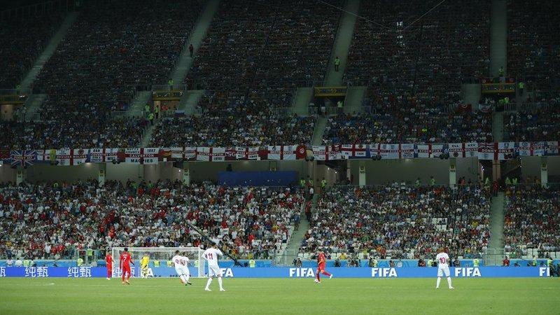 Inglaterra cree en sus posibilidades. England