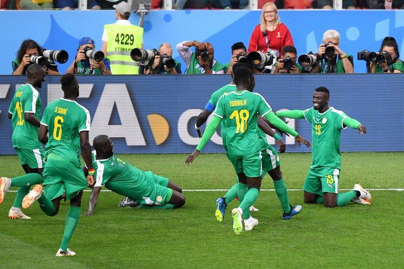 Senegal vence en su regreso a la Copa del Mundo. SenegalFootball