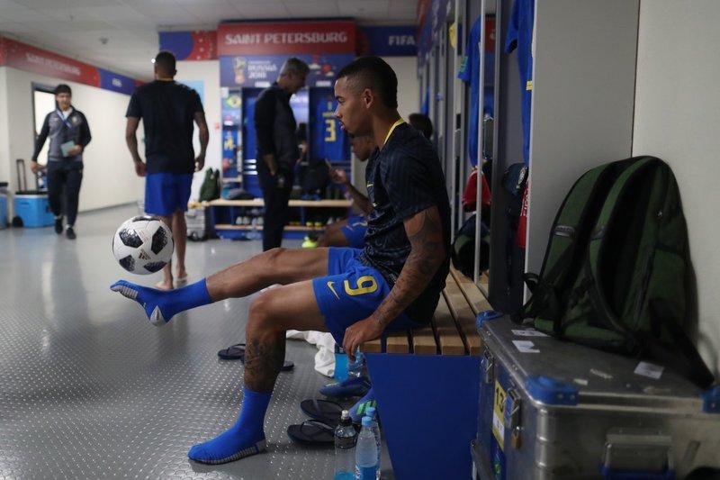 Los jugadores de ambas selecciones ya se entrenan en el estadio que acogerá el encuentro entre <strong>Brasil y Costa Rica</strong>, el <strong>Krestovski </strong>de San Petersburgo.