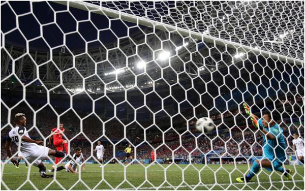 45+1' - Termina 1-0 il primo tempo. Decide il gol di Dzemaili al 31' dopo una mezz'ora dominata dalla Costa Rica