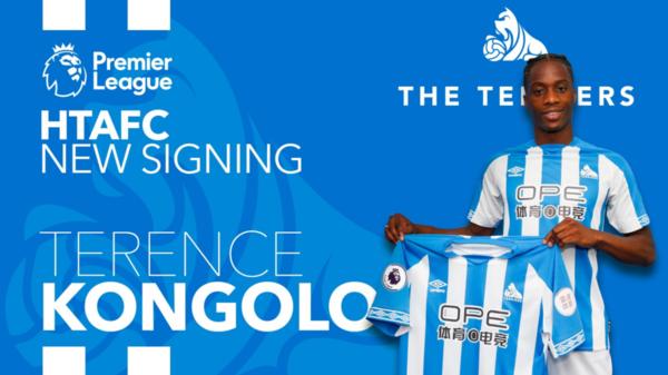 Terence Kongolo ya es 'terrier'