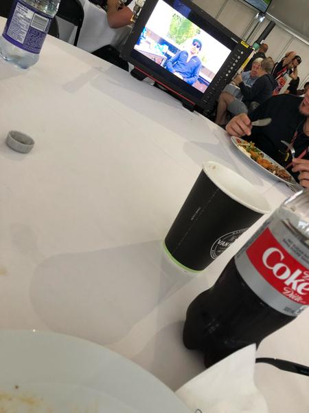 Pausa pranzo con lo speciale Fernando 300!