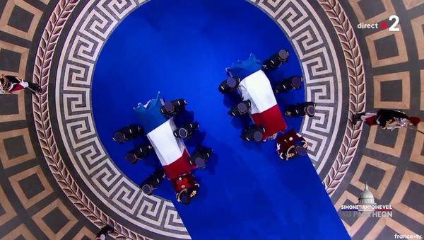 Simone Veil et son époux Antoine au Panthéon : revivez la cérémonie présidée par Emmanuel Macron 1d2cdc63-ee7d-4046-839b-4994f764df48
