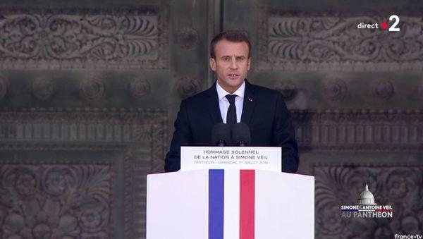 Simone Veil et son époux Antoine au Panthéon : revivez la cérémonie présidée par Emmanuel Macron 4093aafd-e10b-4da2-a773-8f19f098b9e2