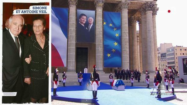 Simone Veil et son époux Antoine au Panthéon : revivez la cérémonie présidée par Emmanuel Macron 748ba60c-f59e-41dd-b275-6b172d973110